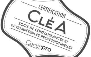 Certification Cléa