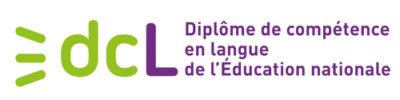 logo dcl Diplôme de compétence en langue